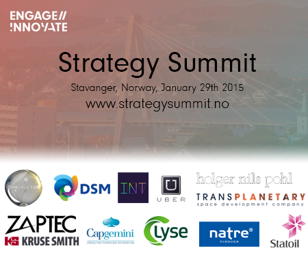 Strategy Summit - Speakers and Partners